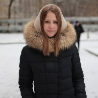 Полина. :: Анастасия Фролова