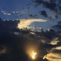 На закате :: valeriy khlopunov