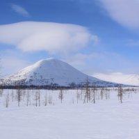 Талнахские горы :: Сергей Карцев