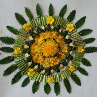 Солнечные мандалы :: natalya platonova