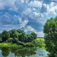 Облаков грохочущие споры... :: Лесо-Вед (Баранов)