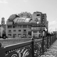 Кружева московских мостов :: lady-viola2014 -