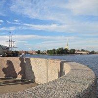 июльским днём в Петербурге :: Елена