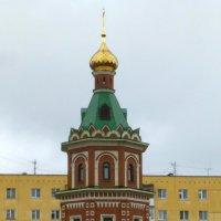 Царевококшайский Кремль в Йошкар-Оле :: Наиля