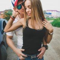 Саша и Юля :: Людмила Габибуллаева