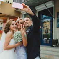 Свадьба Саши и Оли :: Людмила Габибуллаева