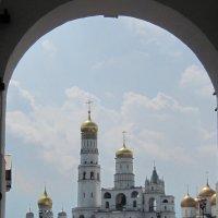 Московский Кремль. Соборная площадь :: Маера Урусова