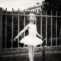 Балерина... :: Елизавета Вавилова