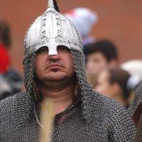 портрет викинга 3 :: Ольга ОК Попова