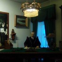 Интерьер кабинета банкира начала 20 века. (музей Петропавловская крепость) :: Светлана Калмыкова