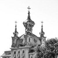 Архитектура в Петергофе :: Антонина Говор
