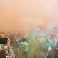 Фестиваль цветного дыма :: Дима Пискунов
