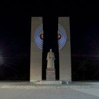 Памятник Курчатову :: Валерий Кокин