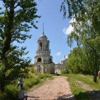 В городе Старица. :: Oleg4618 Шутченко