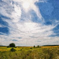 Русское поле :: Константин Вавшко