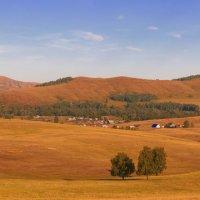Деревня в башкирской глубинке :: Евгения