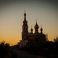 Церковь Михаила Архангела в Красном (Боровск) :: Alexander Petrukhin