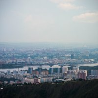 Красноярск :: Михаил Минькин