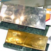 Золото и серебро :: Валерий A.