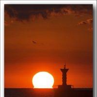Утомленное солнце.... :: Игорь Кузьмин