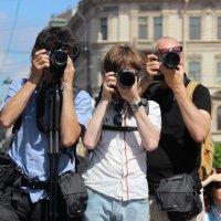 С днём фотографа! :: Вера Моисеева