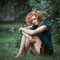 Катя :: Дмитрий Бутвиловский