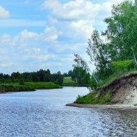 Галкинское водохранилище :: Марина Корнова