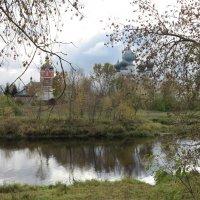 Тихвинка и монастырь :: Наталья