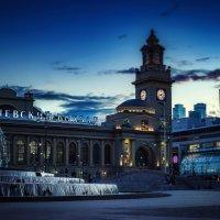 Площадь Киевского вокзала :: Roman Fundora