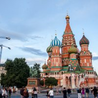 Москва все строится :: alonso Laforte