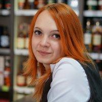 Алкоголь и девушка :: Андрей Майоров