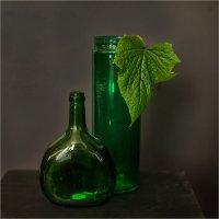 Green still life :: Юрий Васильев