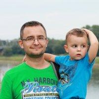 Отец и сын :: Наталья
