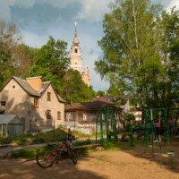Можайский дворик :: Alexander Petrukhin