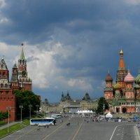 О Москве. :: Ирина Лебедева