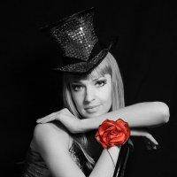 """""""Красная роза"""" :: Давид Манакьян"""