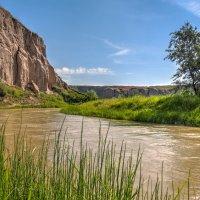 Жёлтая река :: Сергей Мурзин