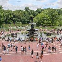 Парк в Нью-Йорке :: Лёша