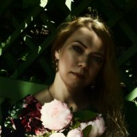 в летнем саду.. :: Валентина Потулова