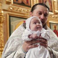 крещение Виктории :: Стелла