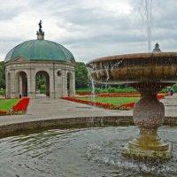 Hofgarten (München) :: Galina Dzubina