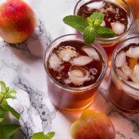 Персиковый чай :: Наталья Глызина