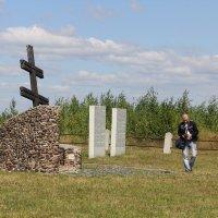Кладбище военнопленных в поселке Рудничный... :: Александр Широнин