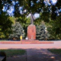 Монумент. :: владимир
