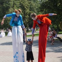 Расти скорее! :: Наталия Григорьева