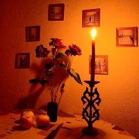 Пока горит свеча... :: Владимир Брагилевский