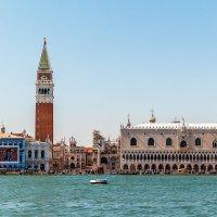 Венеция, дворец дожей, площадь Сан-Марко :: Вадим *