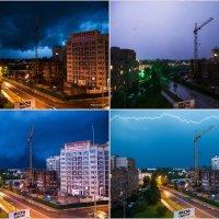 13 июля. Ураган в Подмосковье. :: Андрей Куприянов
