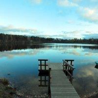 Озеро под Питером :: Дмитрий Климович