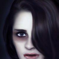 И... девушка вамп) :: Alina_ Mash